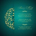 carton pour anniversaire ou reception