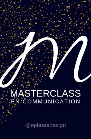 Masterclass en communication