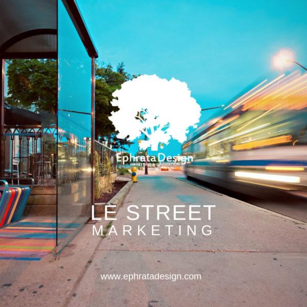 comment faire du street marketing